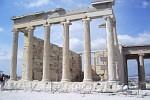 Athena-Polias-Tempel, Ostseite